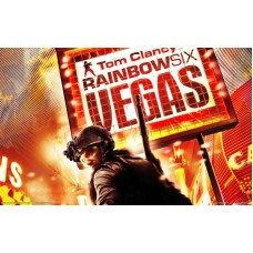 Tom Clancy's Rainbow Six: Vegas (Xbox 360) -Full Game Download Code