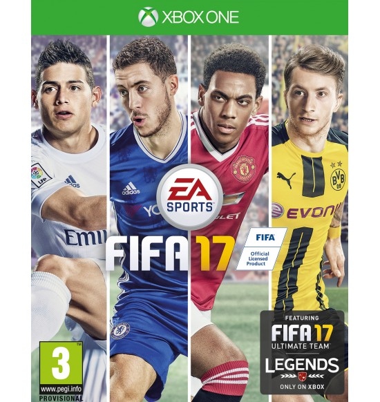 FIFA 17 Standard [Xbox One - Download Code]
