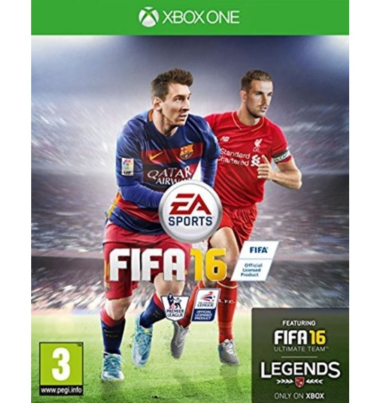 FIFA 16 Xbox One Xbox One Full Game Download Codes