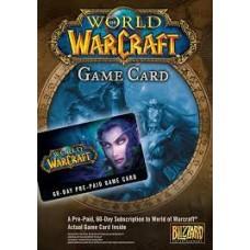 World of Warcraft 60 Days Prepaid Game Card - UK