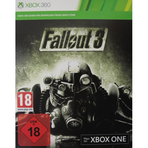 Role Playing Games For Xbox 360 : Buy fallout xbox game for download from fastekeys