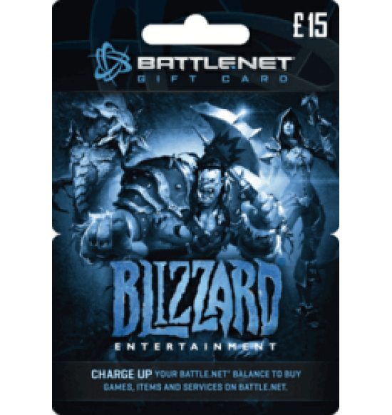 Battlenet Gift Card - £15