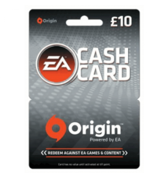 EA Origin Cash Card - £10