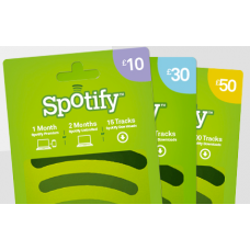 Spotify Gift Card - £10